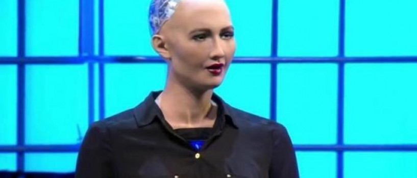 Premiera mondiala: Sofia este primul robot din lume care primeste cetatenie!