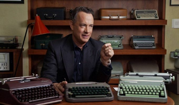 Tom Hanks a publicat prima lui carte!