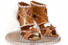 Cei mai scumpi pantofi stiletto din lume costa 15 milioane de dolari!