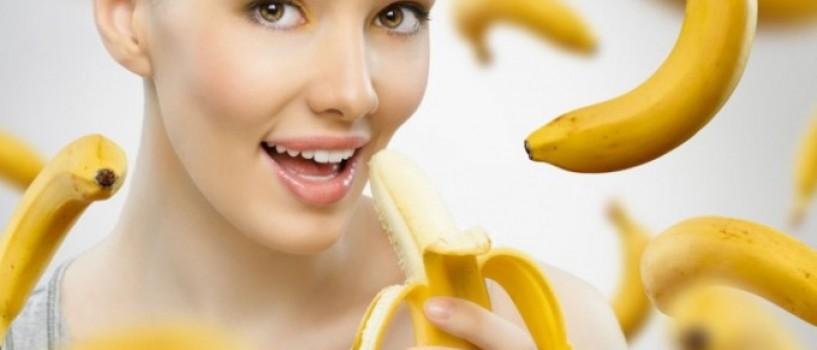 Un mar pe zi tine doctorul departe! O banana pe zi…
