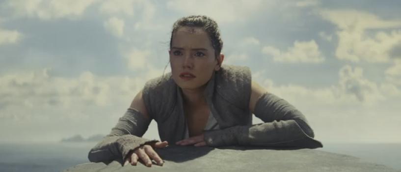 S-a lansat trailerul oficial al filmului Star Wars: The Last Jedi!