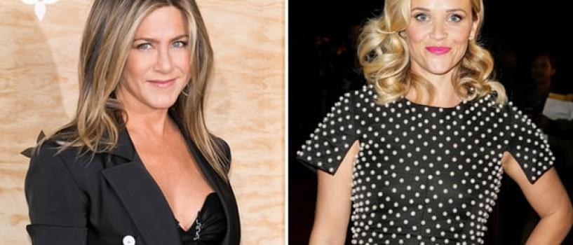 Apple va realiza un serial avandu-le in rolurile principale pe Reese Witherspoon si Jennifer Aniston!
