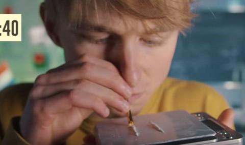 Un canal de YouTube olandez ii invata pe tineri cum sa consume droguri!
