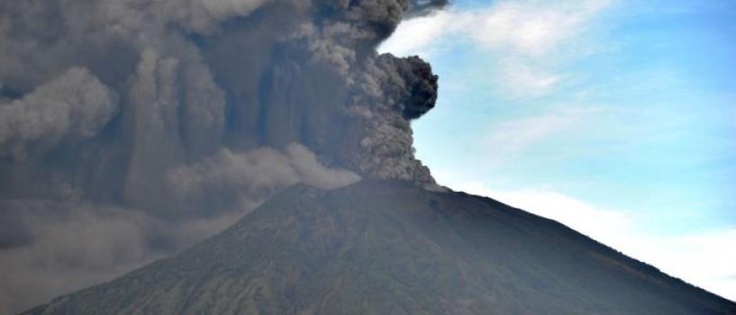 Ce consecinte au eruptiile vulcanice asupra planetei?