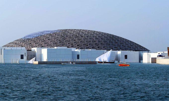 5 lucruri interesante despre Muzeul Luvru din Abu Dhabi!