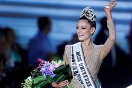 VIDEO: Demi-Leigh Nel-Peters din Africa de Sud este Miss Universe 2017!