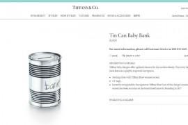 Ai inceput goana dupa cadouri de sarbatori? Tiffany a lansat pusculita de 1000 de dolari!