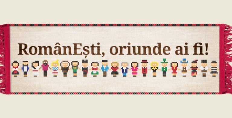 De 1 Decembrie, PRO TV te indeamna sa ROMANESTI, ORIUNDE AI FI!