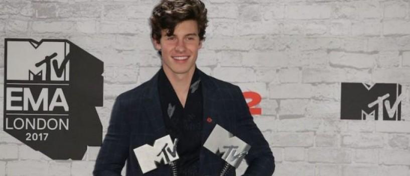 El este marele castigator al MTV Europe Music Awards!