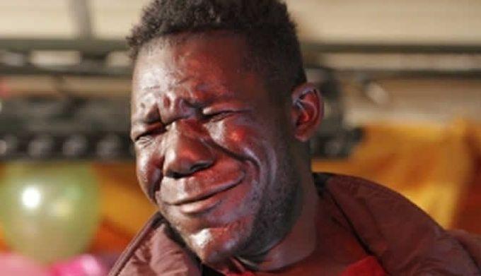 A castigat a 4-a oara titlul de cel mai urat om din Zimbabwe si acum tinteste mai sus! Mult mai sus!