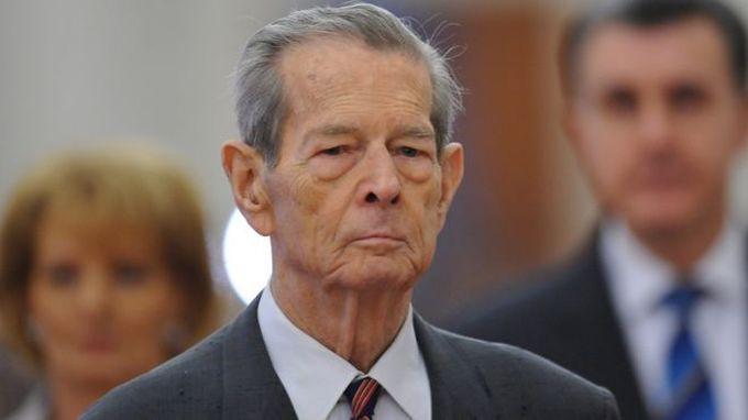 S-a stins din viata Majestatea Sa Regele Mihai I!