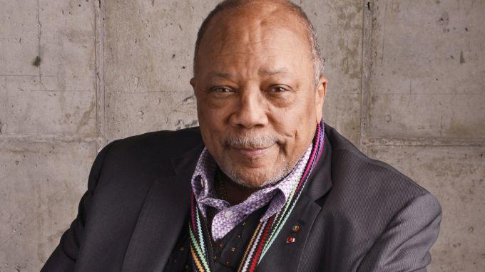Quincy Jones iubeste la 84 de ani mai ceva ca la 20: are 22 de prietene!