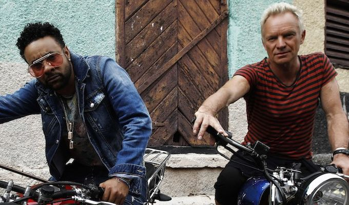 Ascultati si nu o sa va mai saturati: Sting & Shaggy - Don't Make Me Wait!