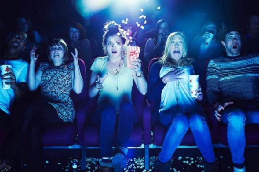 Ce se intampla in corpul tau cand urmaresti un film de groaza?
