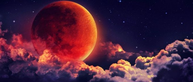 Ce inseamna de fapt super luna albastra sangerie?