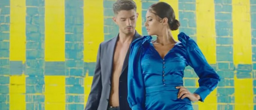 All I wanna do is Tango with you – spune Antonia in noul ei videoclip…