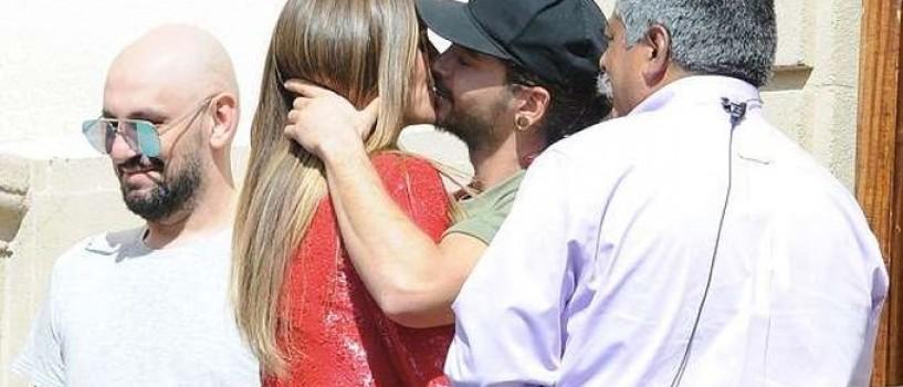 Heidi Klum si iubitul ei cu 16 ani mai tanar nu se mai tem sa isi arate dragostea!
