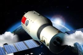 Statia spatiala chinezeasca Tiangong va cadea pe Pamant cel mai probabil de 1 Aprilie!