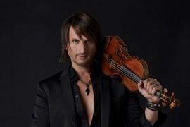 Edvin Marton va canta la Bucuresti la o vioara evaluata la 7 milioane de dolari!