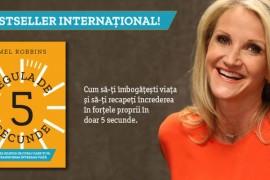 7 curiozitati despre Mel Robbins, autoarea bestsellerului Regula de 5 secunde