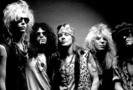 Guns N' Roses relanseaza unul dintre cele mai influente materiale discografice ale anilor '80
