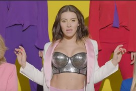 Nicoleta Nuca e sexy si provocatoare in noul ei clip N-am pierdut nimic